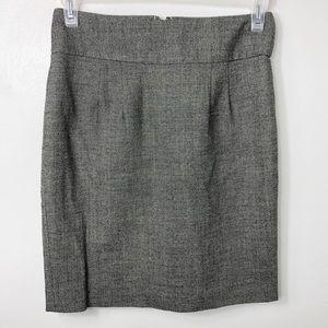 Banana Republic Wool Blend Pencil Skirt 6